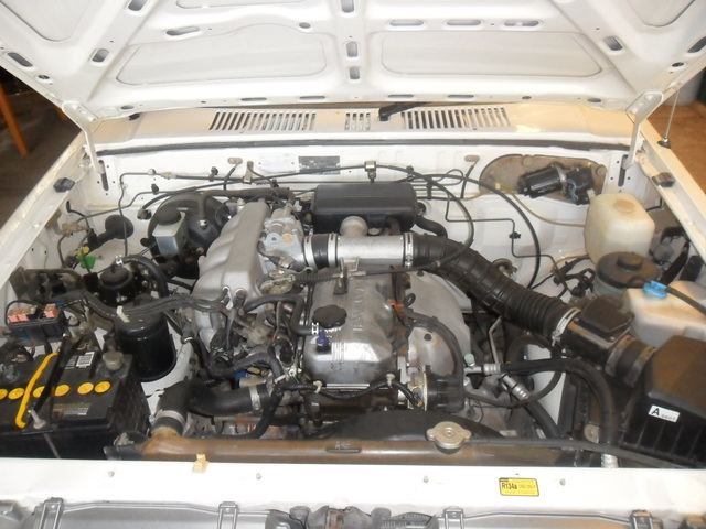 Ford Courier 2004 4x4earth