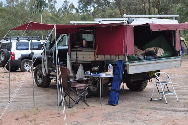 Roof Top Tents For Trucks Station Wagons Or Well Backed. Tray Touring Setups 4x4earth & Tray Back Tents - Best Tent 2018