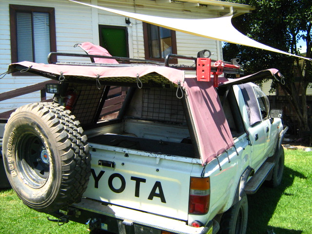 contact me here or call thomas on 0487 300011 & VIC hilux canopy with rack drawers chainsaw playstation 3 | 4x4Earth