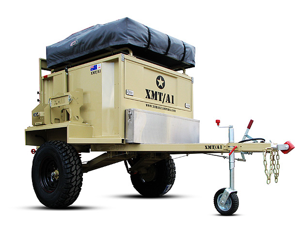 And If You Have A Bit More Coin This Thing Is Weapon Saw It At The Melb 4x4 Show Was Really Impressed Has Hot Shower Kitchen Fridge Which