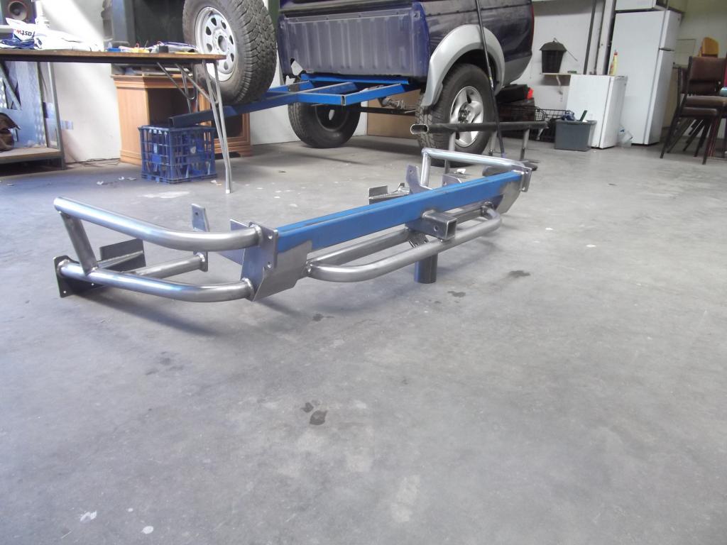 Custom Bar Work...What grade steel??? | 4x4Earth