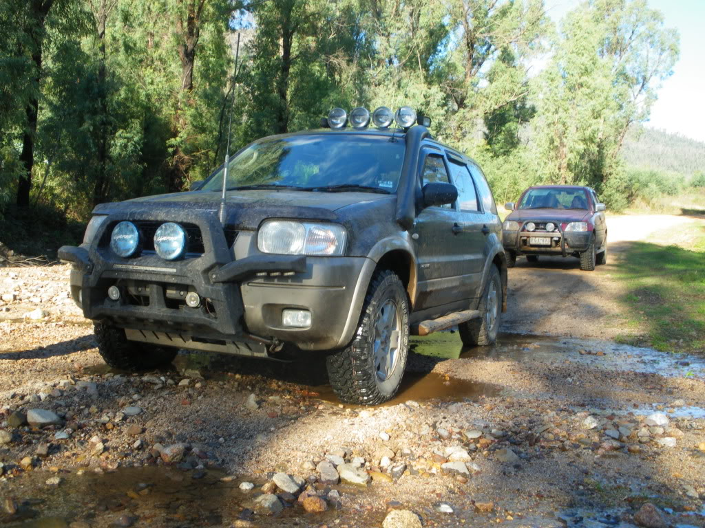 lifted offroad ford escape Quotes