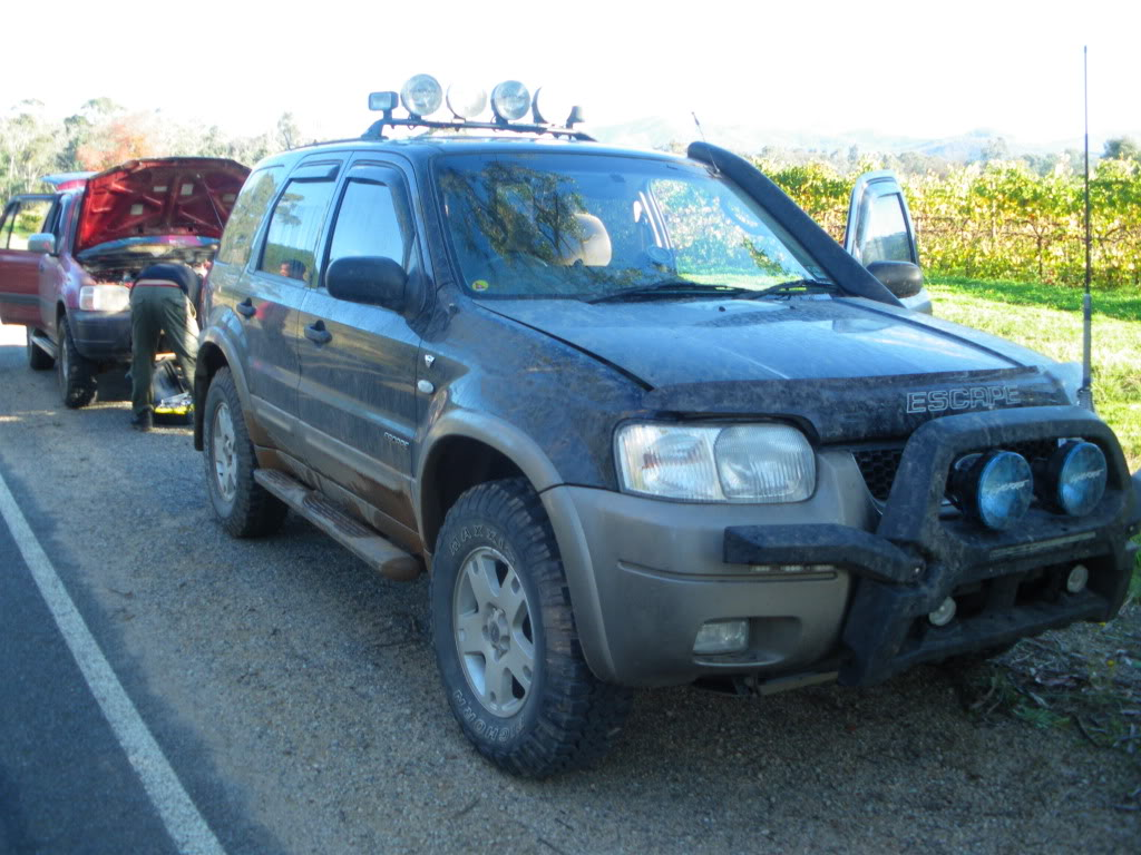 2004 Ford Escape Xlt With Mod S 4x4earth
