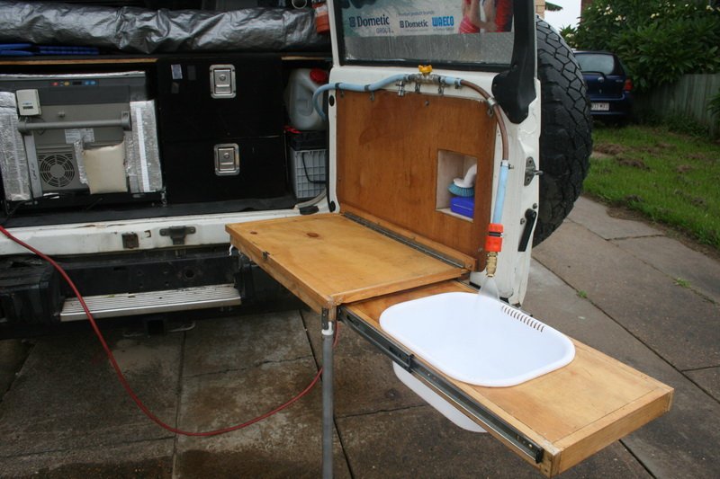 Diy Roof Console Landcruiser Roof Console Build Ih8mud