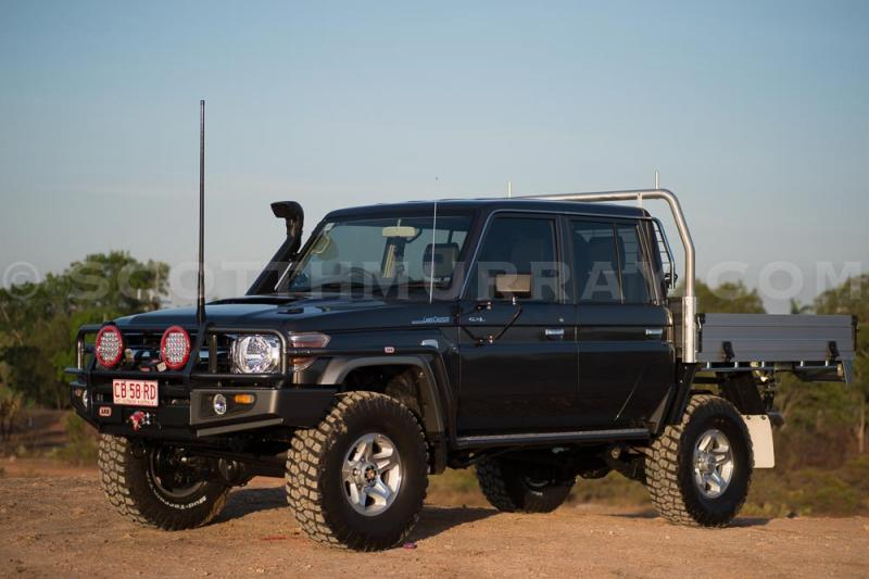Toyota Landcruiser Dual Cab 2014 | Page 2 | 4x4Earth