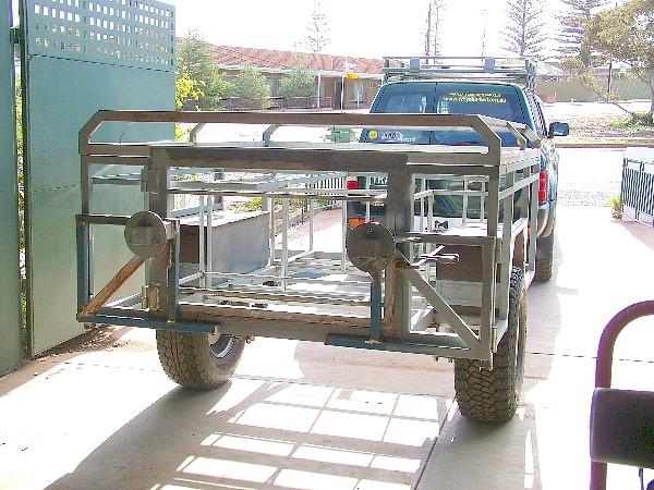 Woodwork Camper trailer build your own Plans PDF Download ...