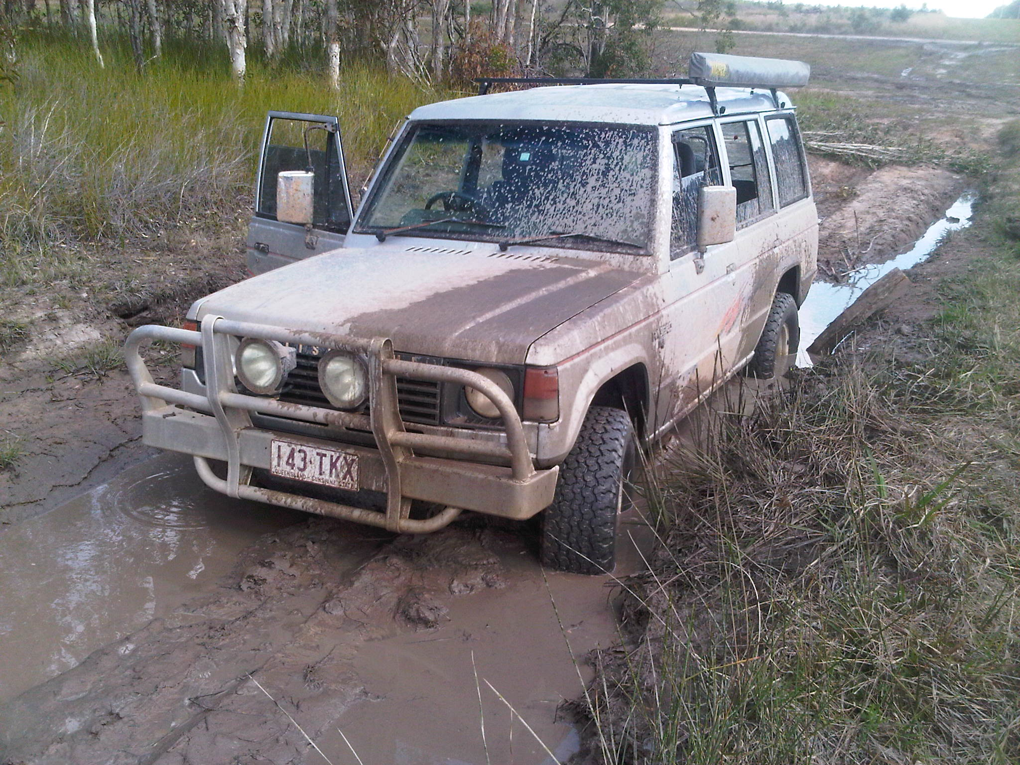 Still Bogged