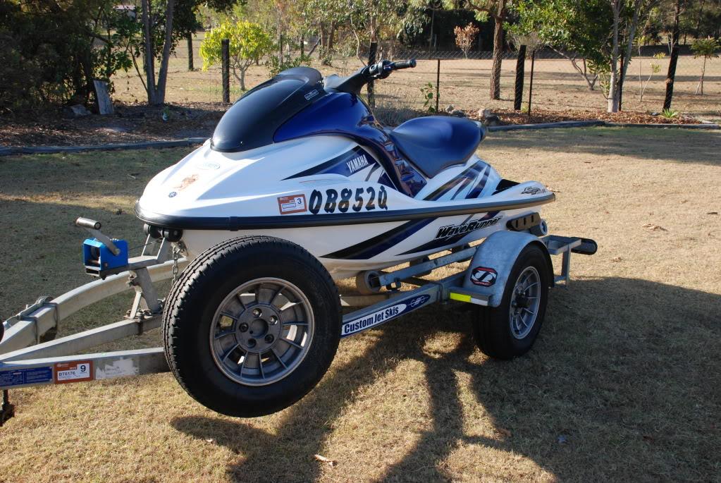 Yamaha GP1200R Jetski 2004 Model Fully Rebuilt Engine Only Done 3