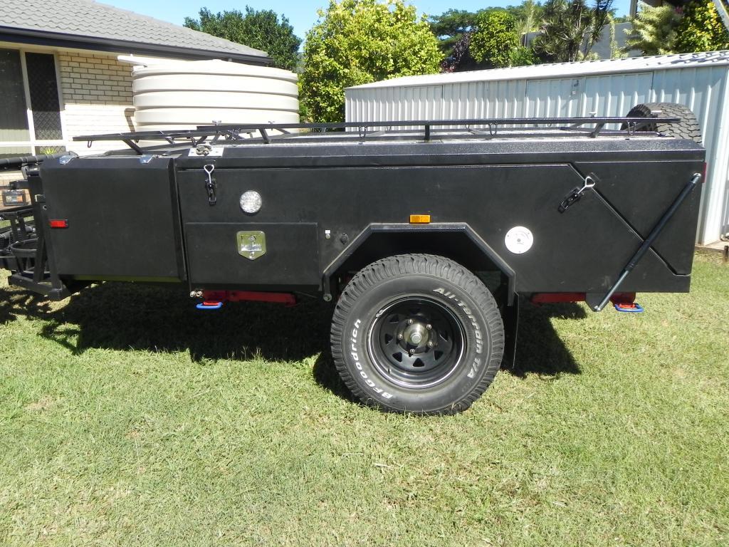 to buy a gic camper (black series) | 4x4Earth