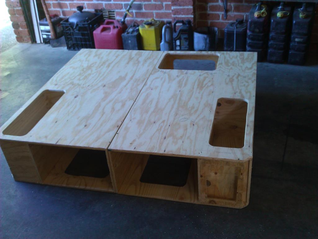 Storage drawers 98 hilux | 4x4Earth