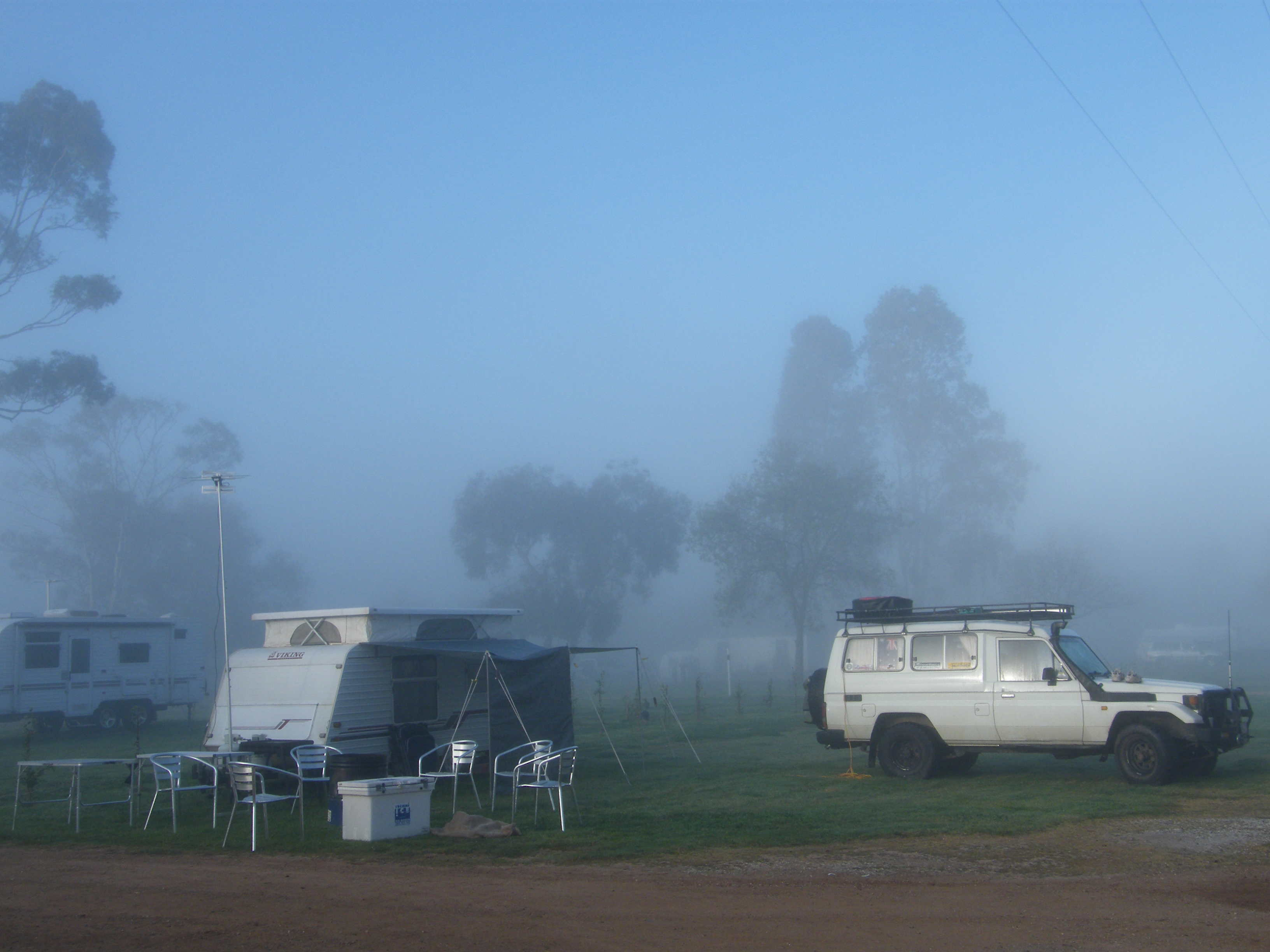 Nagambie Leisure Camp